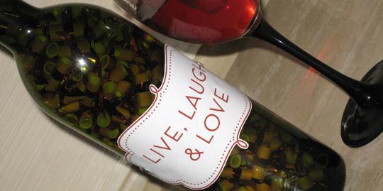 Пляшка кохання - 365 цитат закоханим