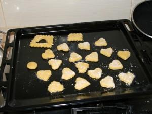 Печиво на День Валентина