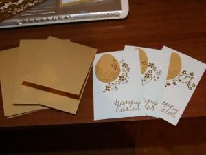 Як зробити Великодню листівку (спроба перша)