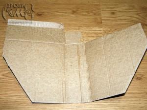 Моя майстерня. День 4 - саморобні коробочки-папки для листівок