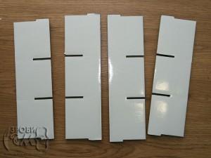 Саморобний ящик-дисплей для дироколів