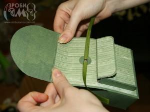 Як зробити паперовий рюкзак. Детальний МК