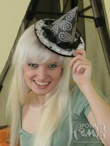Хеловін: як зробити картонний капелюх для відьми