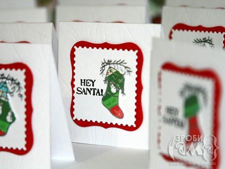 Новорічні листівки: швидко, просто, а головне дешево!