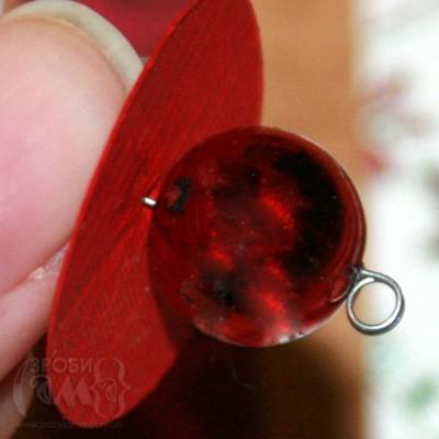 Як зробити новорічну кульку - прикрасу на ялинку