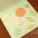 Книжка висічок Bloom and Grow Decoupage Pad
