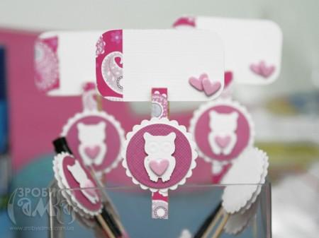 Вечірка на День Валентина – давайте використаємо прищіпки!