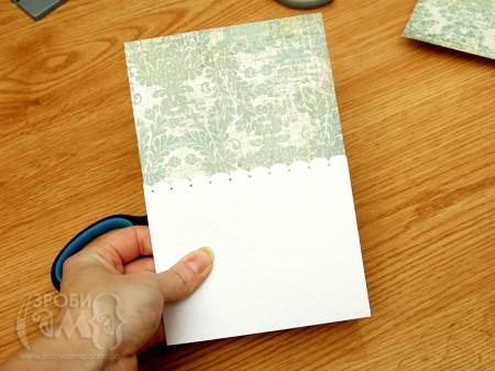 Книжка-блокнот із кишенями для запису важливих дат