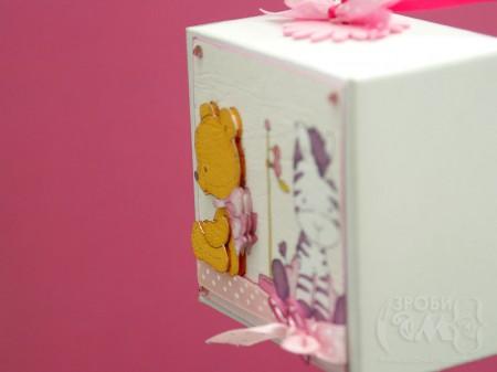 Кубики в дитячу кімнату