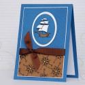 День Батька – листівка для тата-моряка