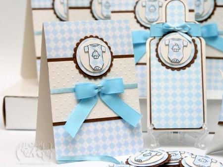 Представляємо папір від Зроби Сам(А) - Основи: донечка та синочок