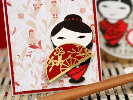 Листівки з японськими мотивами