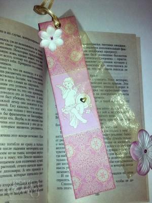 Закладки для книжки