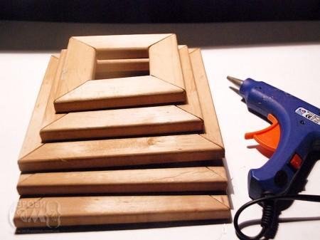 Рамки у дитячу кімнату своїми руками