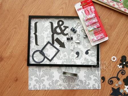 Домашній декор: дошка для записок