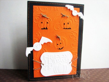 Листівка Happy Halloween
