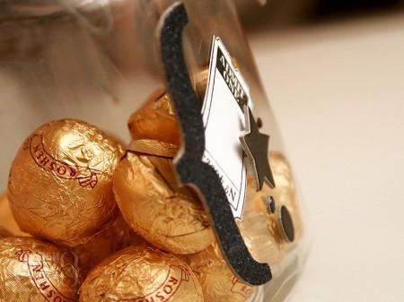 Домашній декор: баночка для солодощів