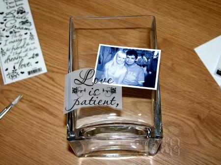 Домашній декор: прикрашаємо вазу