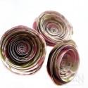 Майстер клас – робимо паперові спіральні квіти