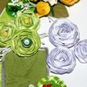 Майстер клас – робимо паперові квіти (#2)