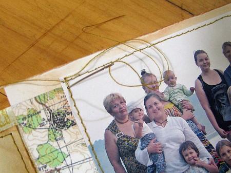 Хитрості оформлення скрап сторінки від Алли Майстренко. Гостьовий пост