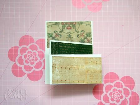 Як зробити листівку з двома кишенями (майстер клас)