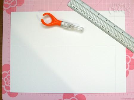 Листівка з двома кишенями (майстер клас)
