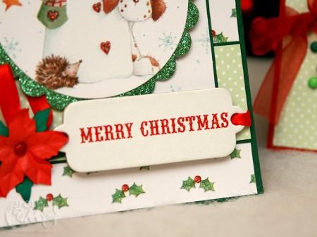 Простенькі новорічні листівки Pepper's Christmas Party