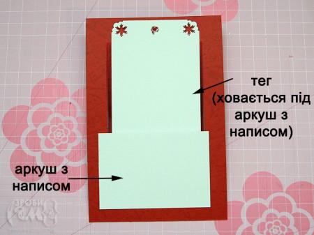 Як зробити листівку-слайдер (майстер клас)