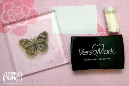 Як зробити весняну листівку до 8 Березня