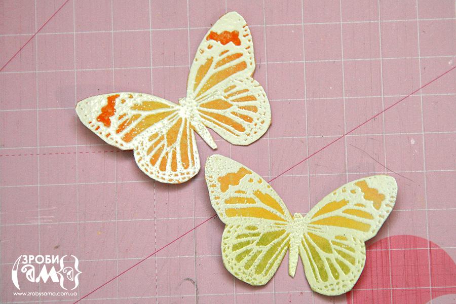 Открытка к 8 марта с бабочкой, картинках