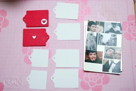 Кишеньковий альбом на День Валентина