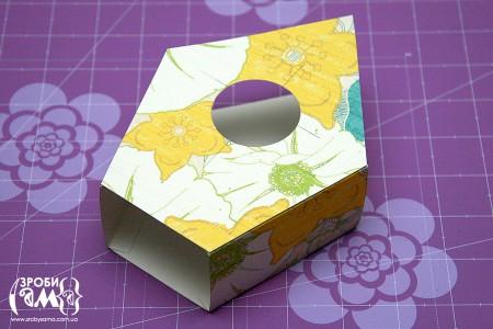 МК: Шпаківня з паперу (та безкоштовний шаблон)