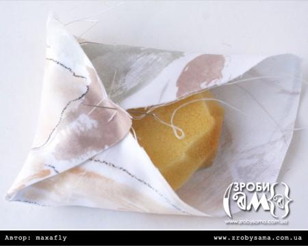Майстер клас - подушечка для голок та булавок