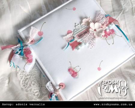 "Альбом ""Cherry blossom"""