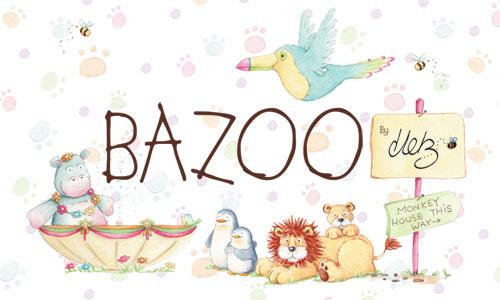 Огляд нової колекції товарів від Helz Cuppleditch – Bazoo (з прикладами робіт)