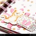 Міні альбом із акриловими обкладинками Bazoo (автор: Яна)