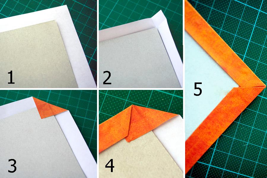 Уголок на тетрадь как сделать