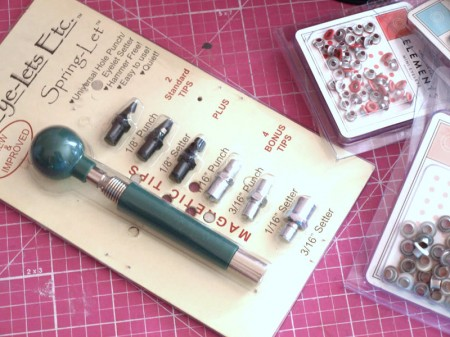 Скрап-інструменти та матеріали, які я найчастіше використовую (adonis vernalis)