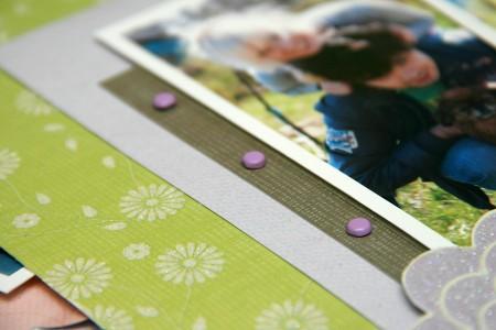 Огляд нової колекції паперу від First Edition – Day Dream