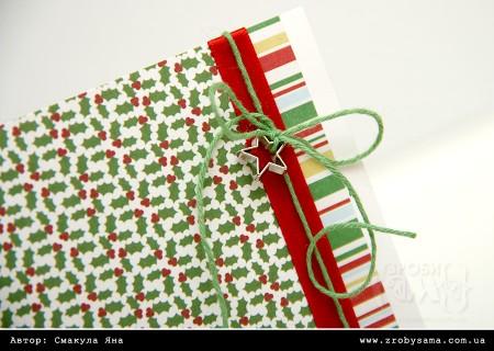 Огляд колекції Back to Basics Christmas від Dovecraft