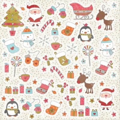 Огляд колекції Christmas Joy від First Edition із прикладами робіт
