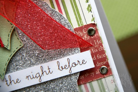 Новорічні листівки за допомогою електронної машинки для вирізання. Cricut Cards Day 1