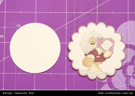 Прості новорічні листівки Purple Christmas (Fizzy Moon Festive Fun)