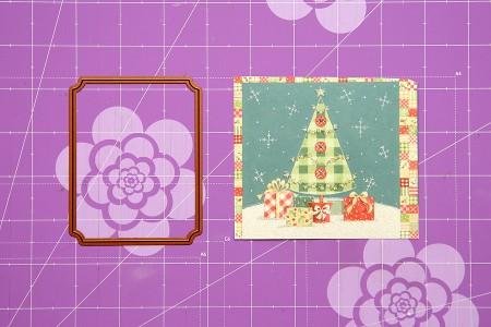 Новорічна листівка Noel (Festive Treats)