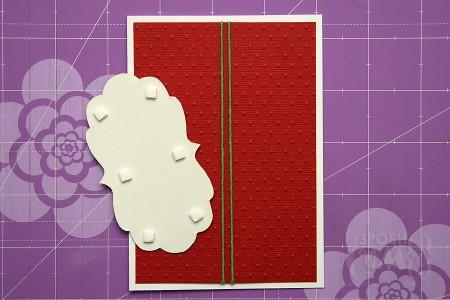 Новорічна листівка Wishing you a Merry Christmas - 2 (Festive Treats)