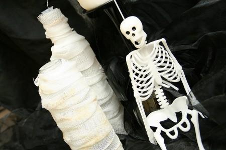 Вечірка на Хелловін (декор та оформлення)