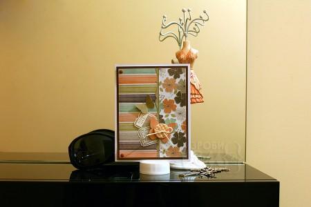МК Весняна листівка із колекції New Leaf – Butterflies