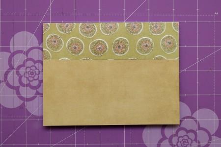 МК Весняна листівка із колекції New Leaf – For you