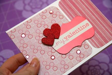 Листівки до Дня Св. Валентина. День 3